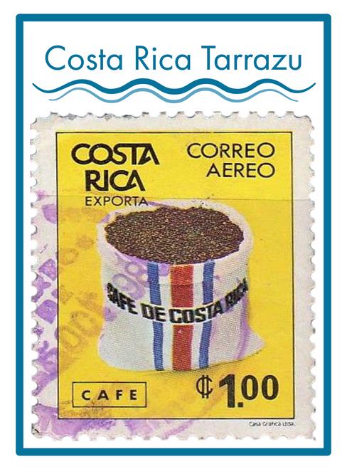 COSTA RICA TARRAZU COFFEE