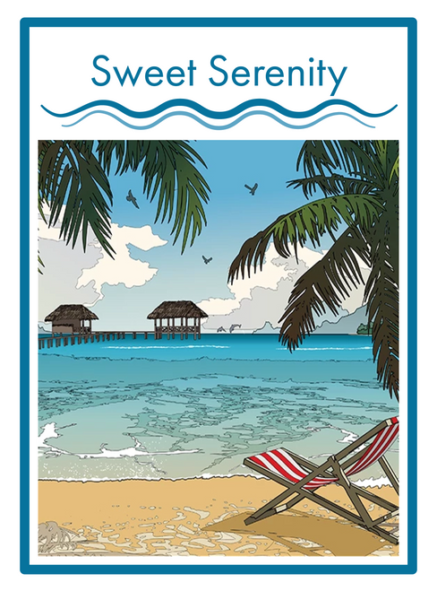 SWEET SERENITY FLAVORED COFFEE ---- 16 oz.