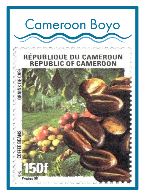 CAMEROON BOYO COFFEE