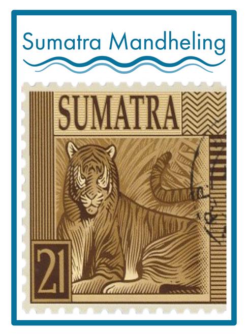 SUMATRA MANDHELING COFFEE
