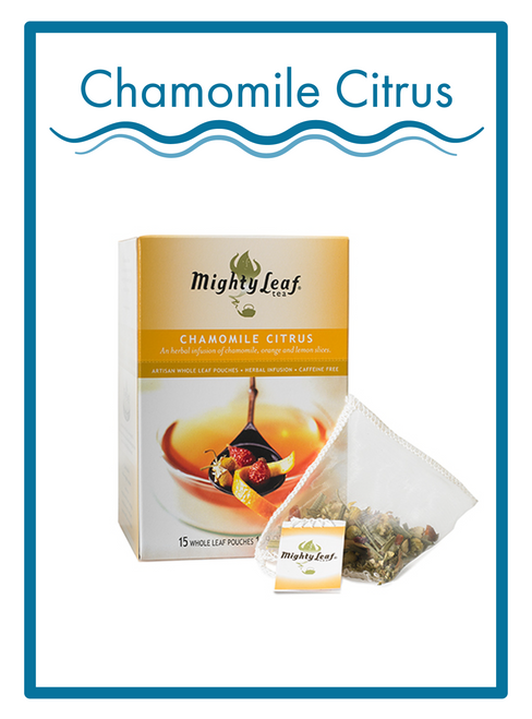 Chamomile Citrus Tea