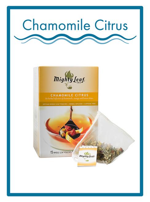 Chamomile Citrus Tea