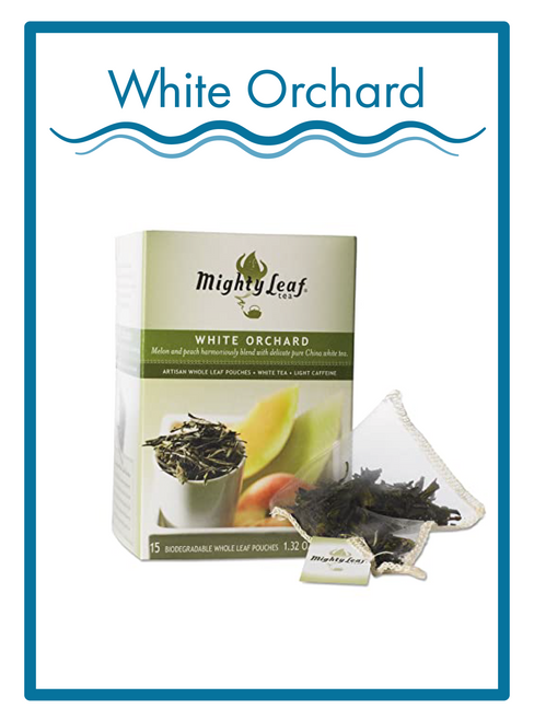WHITE ORCHARD TEA ----------------------------- 15 Bags