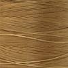Nylon Contrast Thread - Tan - 8 oz Spool