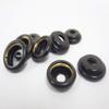 Military Black (Dull) Snap Fastener Socket