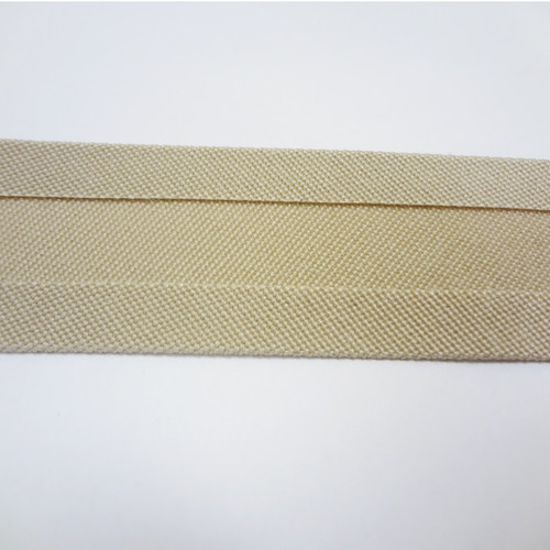 "Recacril Linen Bias Binding 1"" Wide - Two Turn"