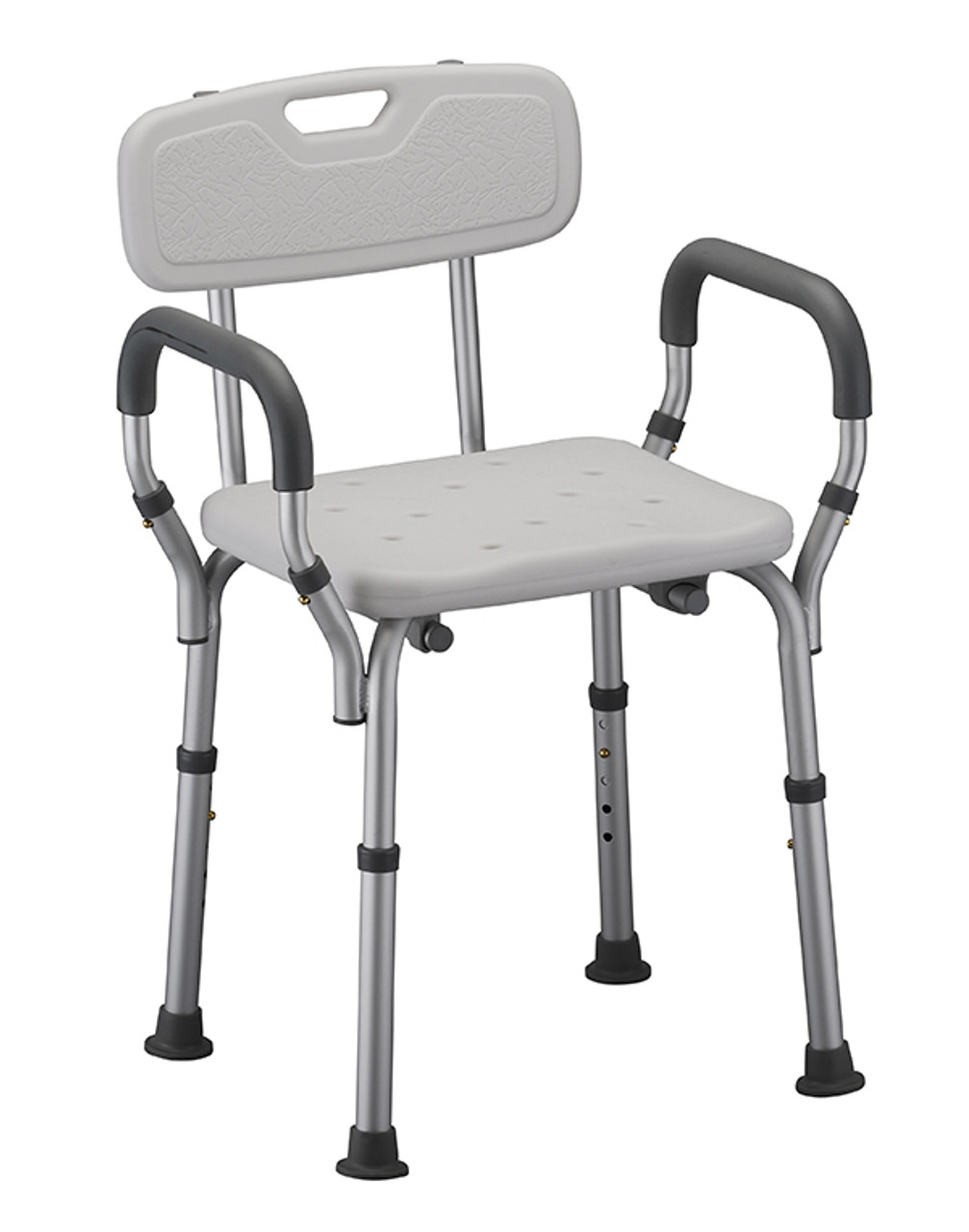 Shower Seat with Back and Arms