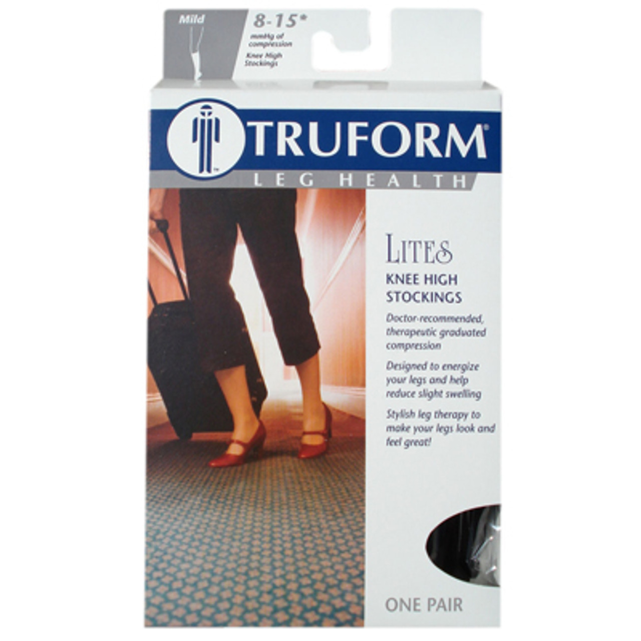 8-15 Knee High - Compression Stockings