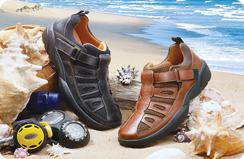Beachcomber by Dr. Comfort - Men's Therapeutic Diabetic Shoe