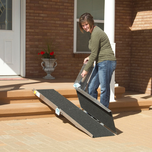 7' Multifold Ramp - PVI - WCR730
