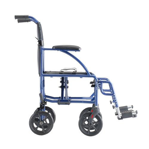 Nova 379 Ultra Lightweight Transport Wheelchair