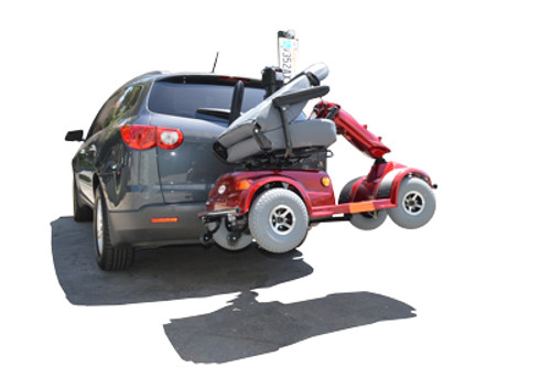TriLift Car Lift for Scooters and Power Wheelchairs