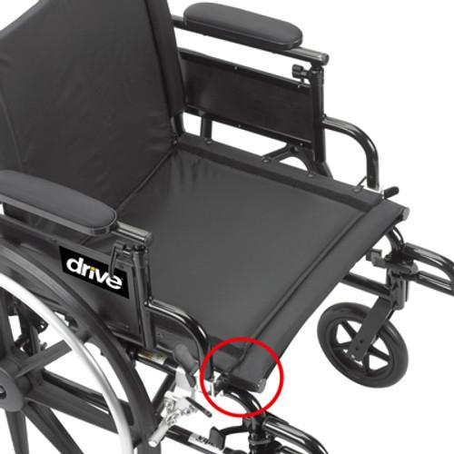 Drive Viper Plus GT - Lightweight Wheelchair