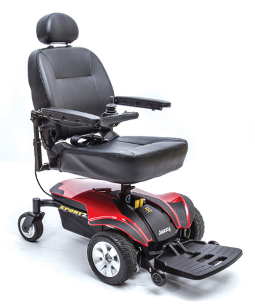 Jazzy Sport 2 Power Wheelchair - FDA Class II Medical Device*