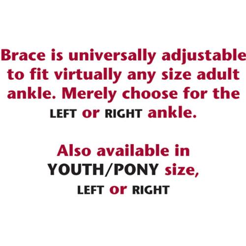Ankle Stirrup Brace