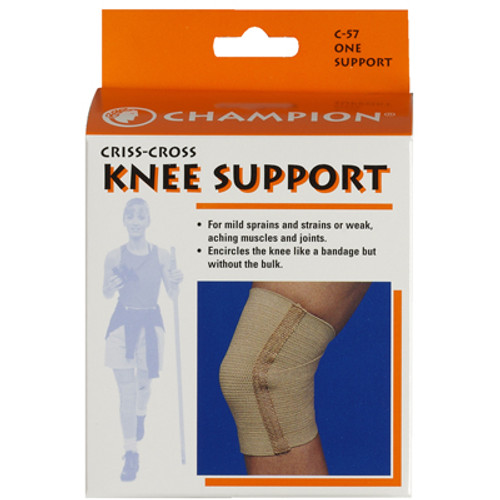 Criss-Cross Knee Support