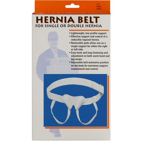 Hernia Belt for Single or Double Hernia