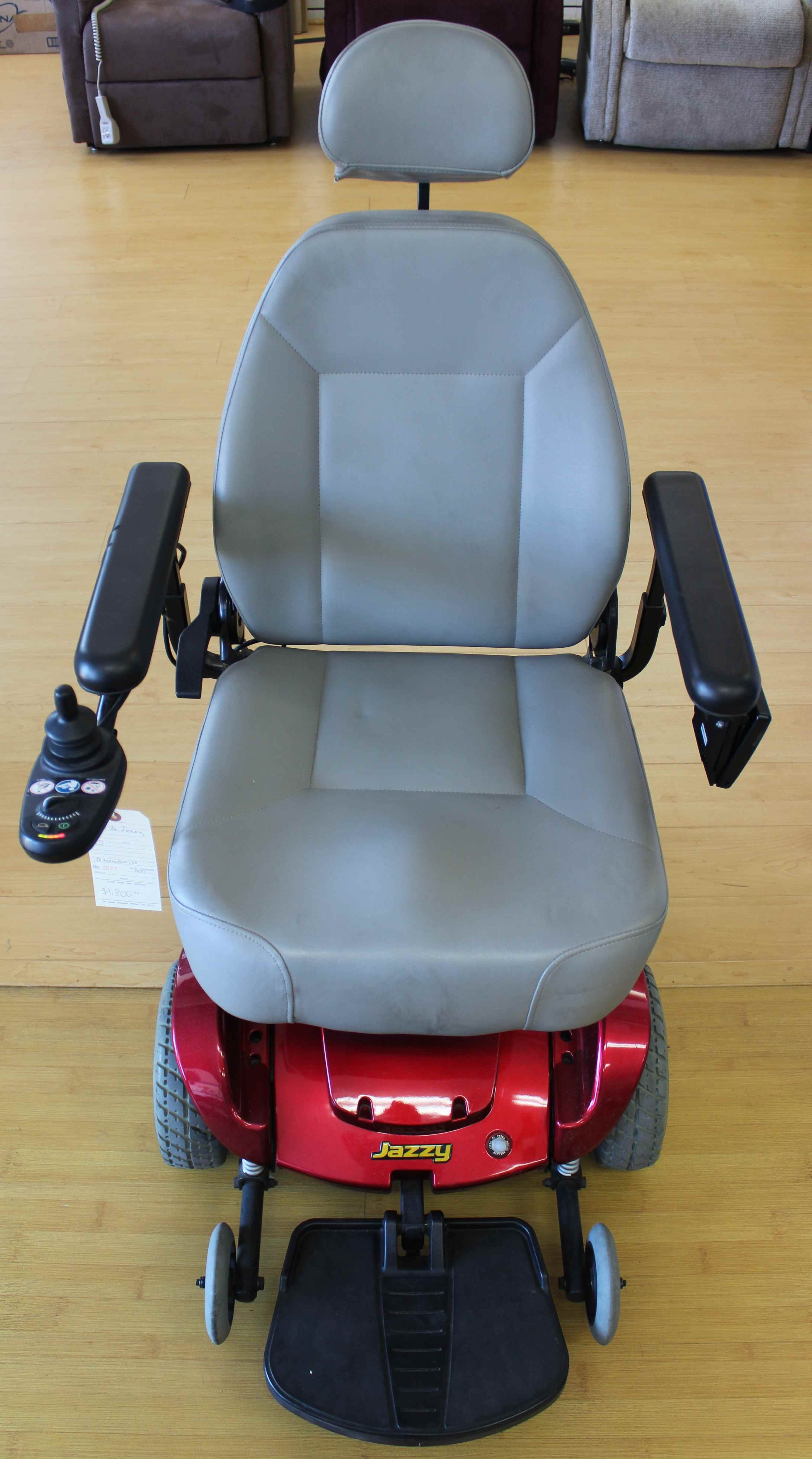 Pride Jazzy Power Wheelchair Rental & Delivery | Los Angeles | South Bay | Long Beach | Palos Verdes | San Pedro | Torrance | Redondo Beach | Manhattan Beach | Carson