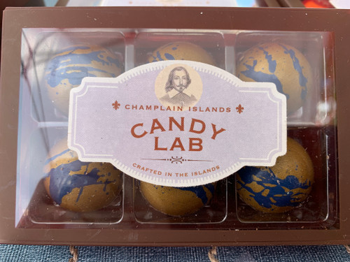 Champlain Islands Candy Lab Milk or Dark Chocolate Pearls—Mixed Assortment