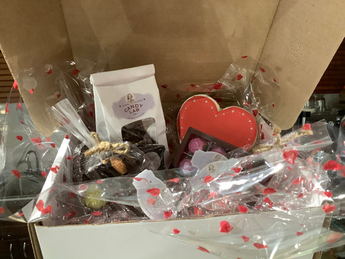 Candy Lab Valentine's Gift Box