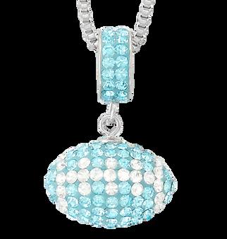 sky-blue-and-white-football-charm-pendant