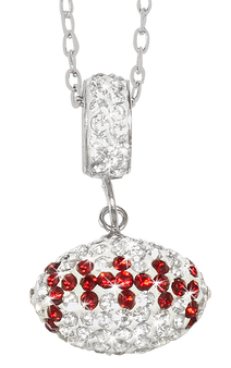 white-and-maroon-crystal-football-pendant