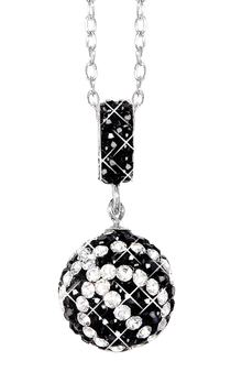 black-and-white-crystal-basketball-necklace-charm