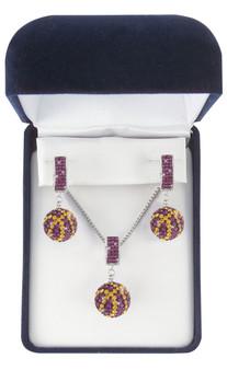 Purple-and-gold-crystal-basketball-jewelry-set-Nisha-Design