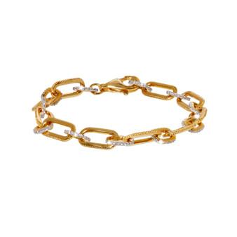 Chainlink Bracelet - Gold