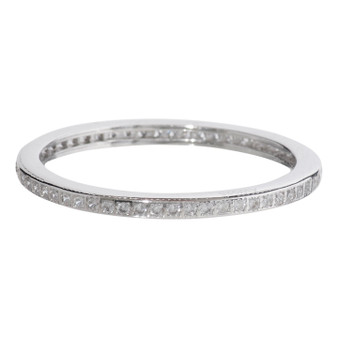 Eternity Stackable Band Ring