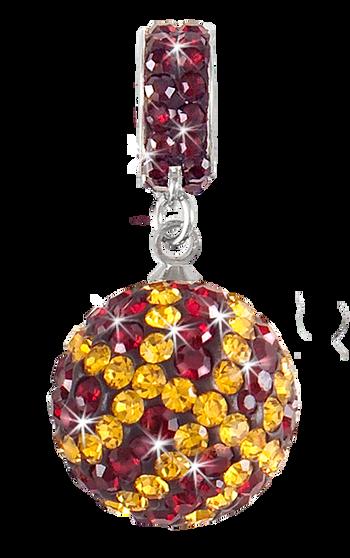 Maroon-and-gold-crystal-basketball-charm