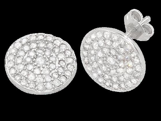 sterling-silver-disk-stud-earrings-cz-stones