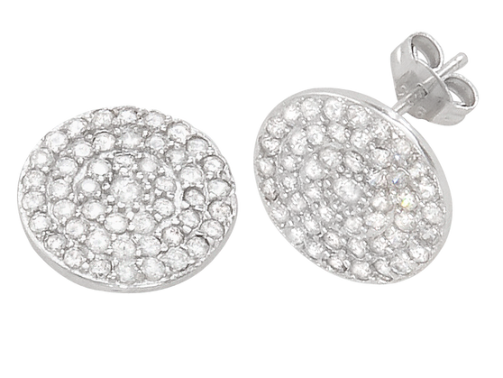 sterling-silver-disk-stud-earrings-cz-stones