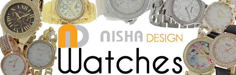 Nisha Design Watches