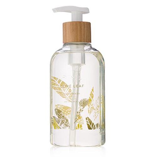 Thymes Hand Wash 8.25 oz. - Olive Leaf