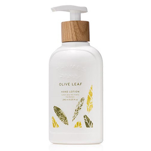 Thymes Hand Lotion 8.25 oz. - Olive Leaf