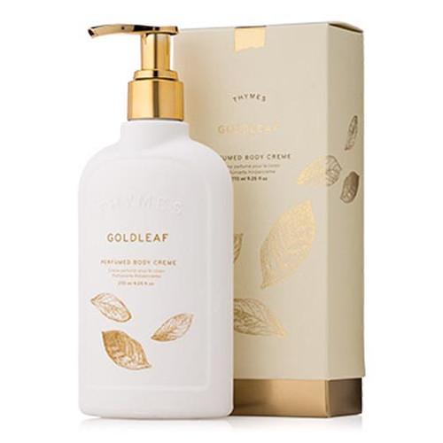Thymes Perfumed Body Creme 9.25 oz. - Goldleaf