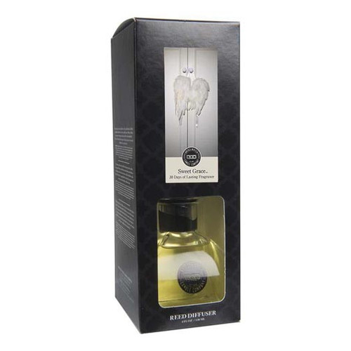 Bridgewater Candle Petite Decorative Reed Diffuser 4 Oz. - Sweet Grace