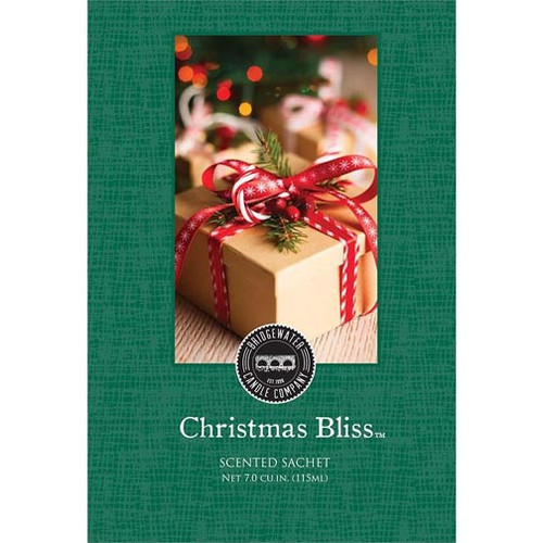 Bridgewater Candle Scented Sachet - Christmas Bliss