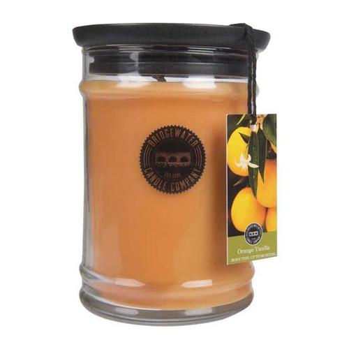 Bridgewater Candle 18 Oz. Jar - Orange Vanilla
