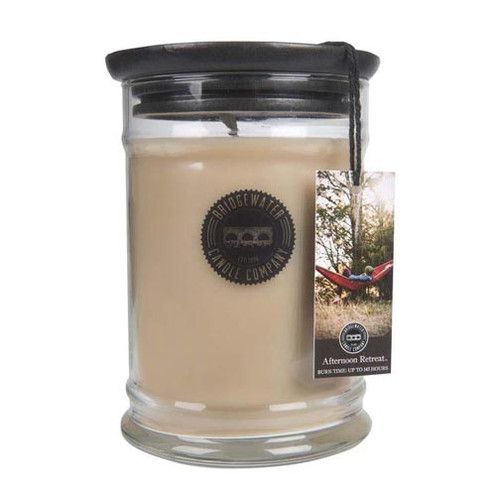 Bridgewater Candle 18 Oz. Jar - Afternoon Retreat