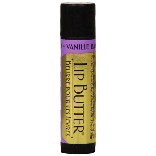 Honey House Naturals Lip Butter Tube 0.15 Oz. - Vanilla Berry