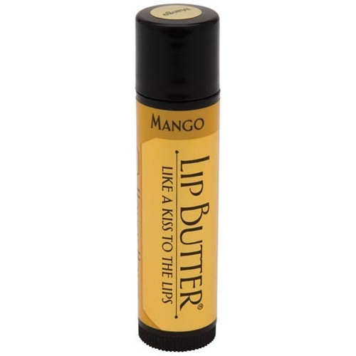 Honey House Naturals Lip Butter Tube 0.15 Oz. - Mango
