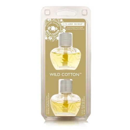 Claire Burke Electric Fragrance Warmer Refill 2016 - Wild Cotton