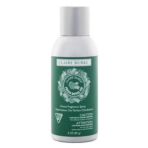 Claire Burke Vapourri Home Fragrance Spray 3 Oz. - Fresh Royal Fir
