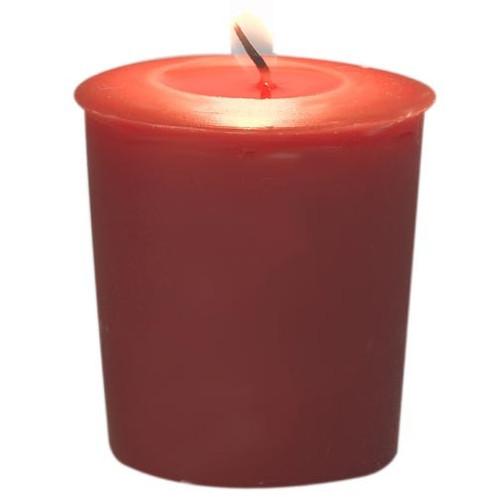 Claire Burke Votive Candle - Applejack & Peel