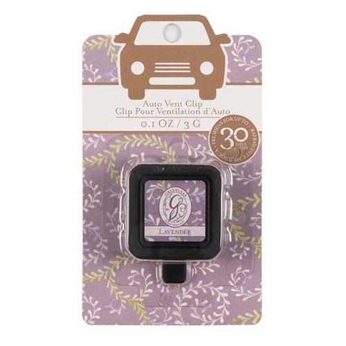 Greenleaf Auto Vent Clip - Lavender