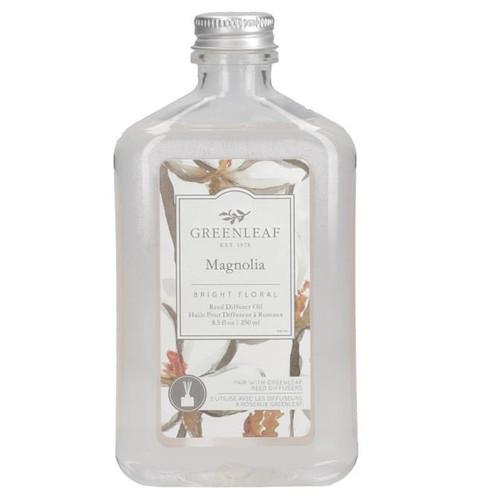 Greenleaf Reed Diffuser Oil 8.5 Oz.- Magnolia