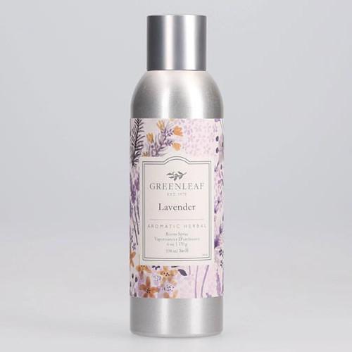 Greenleaf Room Spray 6 Oz. - Lavender