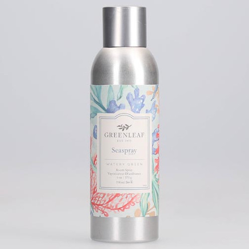 Greenleaf Room Spray 6 Oz. - Seaspray